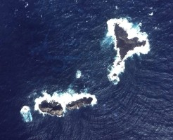 尖閣沖 接続水域に中国海警局の船2隻 22013年12月