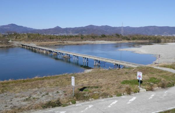 普段の吉野川