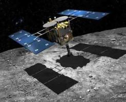 小惑星探査機はやぶさ2が完成