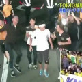 城島マラソン中にTOKIOメンバーが乱入