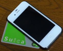 『iPhone6』 NFC おサイフケータイ