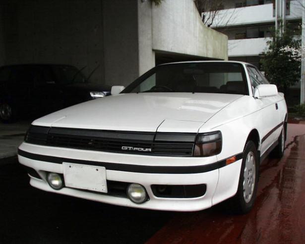セリカ GT4 ST165