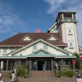 滋賀県東近江市の道の駅 あいとうマーガレットステーション