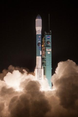 地球観測衛星SMAP