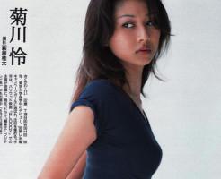 菊川怜-体調不良
