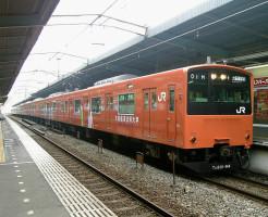 大阪環状線 国鉄201系