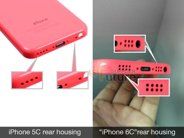iPhone 6c 流出画像