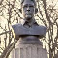 CIA元職員エドワード・スノーデン 巨像