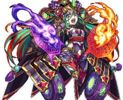 モンスト-タッキー-滝夜叉姫