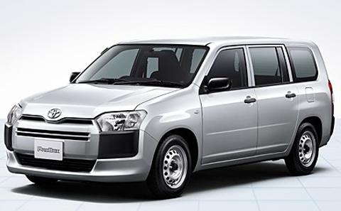 トヨタ-プロボックス