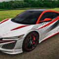 新型NSX-パイクスピークのペースカー