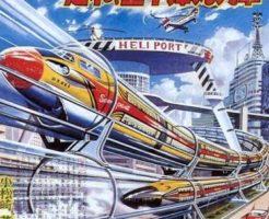 未来の列車 ハイパーループ?