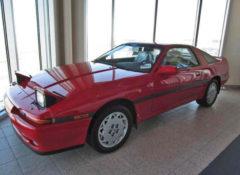 走行距離わずか150km!超極上のスープラ 新古車がディーラーで販売中!