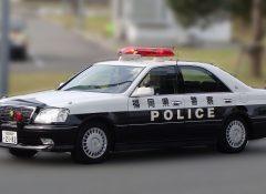 福岡県警の警官、交通事故の処理中にパトカーの鍵を盗まれる